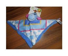 Doudou Âne Bourriquet Disney Baby Nicotoy Simba Plat Bleu Nuages Peluche Jouet Enfant Bebe Naissance