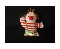 Doudou Clown Marionnette Ikea 1700982