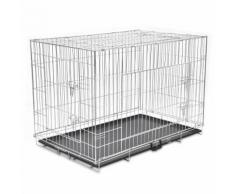 Cage En Métal Pliable Pour Chien Xxl