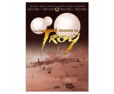 Légendes De Troy - Coffret 3 Volumes : L'expédition D'alunÿs ; L'heure De La Gargouille - Voyage Aux Ombres
