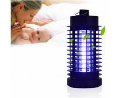 E-thinker Anti Moustiques Tue Insectes Mouche Electrique LED Lampe UV