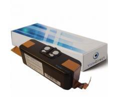 Batterie pour iRobot Roomba 520 aspirateur laveur autonome 4400mAh 14.4V - Visiodirect -