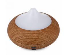 GX Diffuseur GX-02K Ultrasons LED Mini Diffuseur Parfum Aromathérapie Huile Essentielle Purificateur Humidificateur d'air pour maison office