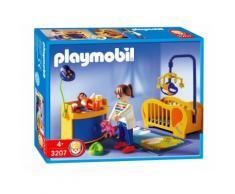 Playmobil 3207 - Maman Et Chambre De Bébé