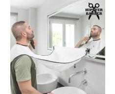 Tablier À Barbe Avec Ventouses Beard Bib