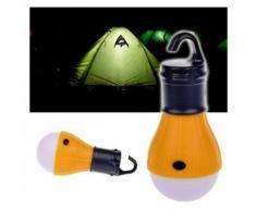 Led Camping Ampoule Tente Lumière Pêche Lanterne Lampe Torche Extérieure Hanging Portable