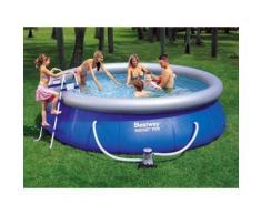 Piscine autoportante ronde Fast pool 3.66 x 0.91 m