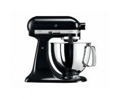 KitchenAid Artisan 5KSM125EOB - Robot pâtissier - 300 Watt - noir onyx