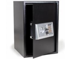 Coffre-fort en Acier électronique 50 cm x 35 cm x 34,5 cm TECTAKE