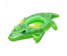 Bébé Enfant Bouée Siège Gonflable Piscine Anneau Natation Jouet Crocodile