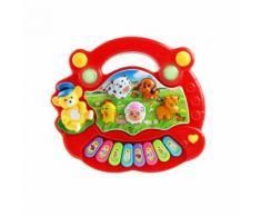 Instrument De Musique Jouet Bébé Enfants Animal Farm Piano Jouets Éducatifs Musique
