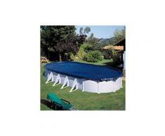 Bâche d'hivernage GRE pour piscine ovale 6,10 x 3,75 m - OOGARDEN