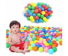Balles Pour Piscine À Balles X 50 Balles Colorées De Piscine