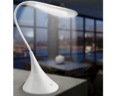 Lampe De Chevet Bureau Chambre Design Flexible 12 Led Rechargeable Usb & Piles