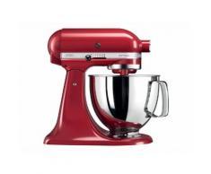 KitchenAid Artisan 5KSM125EER - Robot pâtissier - 300 Watt - rouge empire