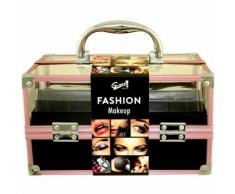 Gloss! Mallette De Maquillage - Coffret Cadeau - Fashion Makeup - 68 Pcs