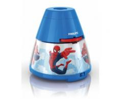 Philips 717694016 Projecteur Mural Marvel Spider-Man Led Matière Synthétiques