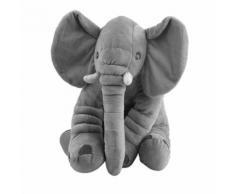 Grand Peluche Éléphant Jouet Peluche Peluche Animal En Peluche Éléphant Oreiller Pour Bébé