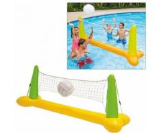 Jeu Gonflable Piscine Volley - Jeu De Plein Air Flottant Piscine Plage