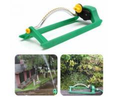 Oscillant Lawn Sprinkler d'arrosage de jardin tuyau d'arrosage du débit d'eau avec connecteur