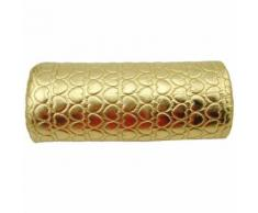 1 Pc Coussin Repose-Main Nail Art Pad Oreiller Manucure D'or