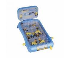 LES MINNIONS Flipper de Table Electronique Pour Enfant-Générique
