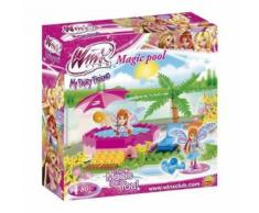 Winx /25082/ Bloom - Jacuzzi 80 Pces. - Jouet - Jeu De Construction