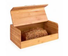 Klarstein Basket N°9 - Boîte à pain en bambou de contenance 7 L