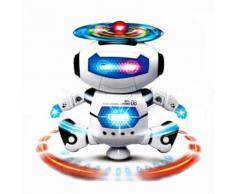 Jouet Robot Astronaute Marche Danse Chante Lumineux Electronique Robot Pour Bébé Enfant