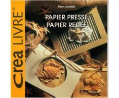Papier Pressé, Papier En Relief