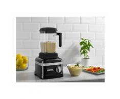 KitchenAid Artisan 5KSB7068EOB - Bol mixeur blender - 2.6 litres - 1800 Watt - noir onyx