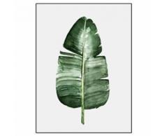 Yarui-World® 2c Plante Peinture L'Huile Tableau Art Moderne Toile Mural Décoration Salon Maison 21x30cm