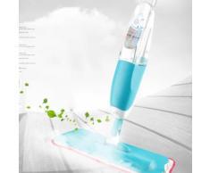 Spray De Balai Avec Réservoir Bleu Balai Serpillère Intégrée (Fonction Spray, Spray Balai)