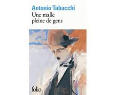 Une Malle Pleine De Gens - Essais Sur Fernando Pessoa