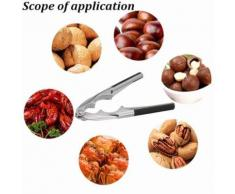Métal Pince Casse Noix Nut Cracker Pour Fruits de Mer Coquillage Homard Crabe