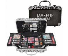 Coffret Cadeau Mallette De Maquillage Format Valise Modern Style - 62pcs