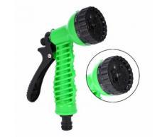 Arroseur de pistolet à haute pression portatif de pulvérisateur de jet de jardin de tuyau d'arrosage de voiture réglable