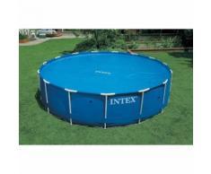 INTEX Bâche a bulles piscine ronde diametre 3,66 m