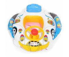 Bouée Gonflable Bébé Enfant Anneau De Natation Siège Sécurité Forme Véhicule Jouet