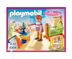 Playmobil 5304 - Chambre De Bébé