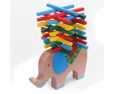 Jouets Éducatifs Enfants Jeu En Bois Blocs Montessori Cadeau