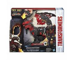 Hasbro Transformers - Turbo Changer Feature Dragonstorm