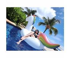 Lyii® Gonflable Géant Licorne Piscine De Natation Flottante Pour Les Sports Nautiques D'été
