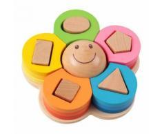 Forme De Triage Puzzle Géométrique Emboîtement Empile Bébé Jouet