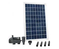 Ubbink Pompe Solarmax, avec Panneau Solaire Inclus, 600 L, 1351181