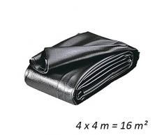 Certikin International TF173-00 Heissner Revêtement en PVC pour étang 4 x 4 m