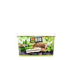 Compo Bio de composteur rapide 3 kg, vert, 17,5 x 17,5 x 15,6 cm, 20825