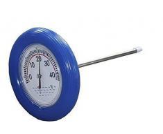 AQUAFORTE 06090005 modèle Bouée de sauvetage,-5ºc – + 40 °C, pour étang, de piscine et de piscine utilisation, cordon de fixation