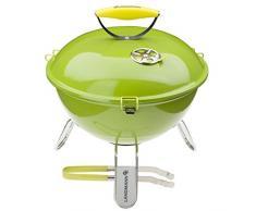 Landmann - 31375 - Barbecue de Table Charbon Piccolino - Limette