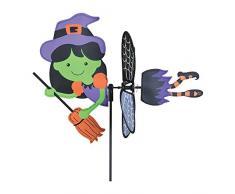 Premier Kite Witch Girouette, Multicolore, 35,56 x 38,1 x 5,08 cm